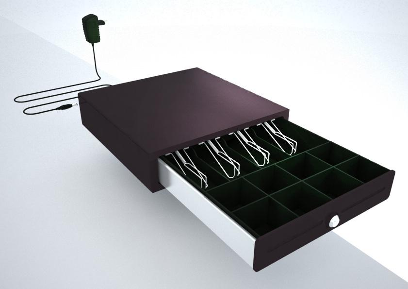 desincash caja registradora con tapa